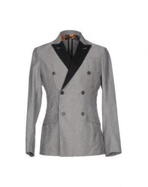 Пиджак AGLINI. Цвет: светло-серый