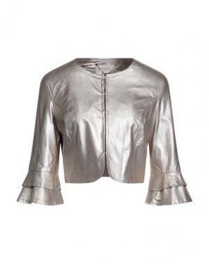 Пиджак FRACOMINA. Цвет: платиновый
