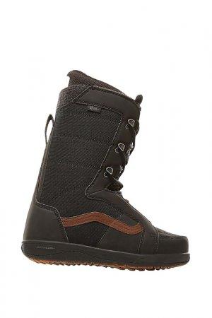 Ботинки для сноуборда MN HI Vans. Цвет: черный