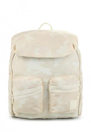 Рюкзак Reebok W ENH BACKPACK. Цвет: бежевый