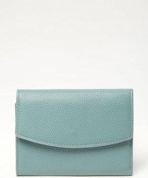 Кошелёк O`Stin. Цвет: сине-зеленый