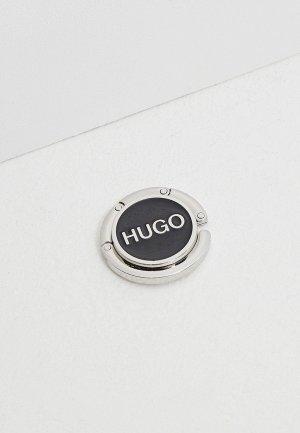 Брелок Hugo Victoria Bag Holder. Цвет: разноцветный