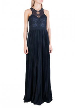 Платье FOREVER UNIQUE. Цвет: синий