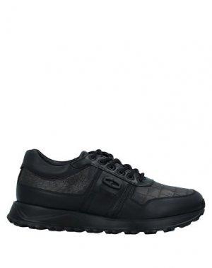 Кеды и кроссовки GIOVANNI CONTI. Цвет: черный
