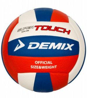 Мяч волейбольный Demix. Цвет: разноцветный