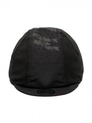 Бейсбольная кепка Performance из коллаборации с New Era MAAP. Цвет: черный