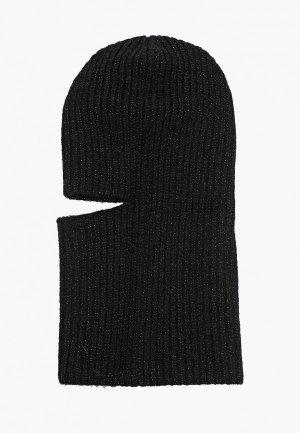 Балаклава Forti knitwear. Цвет: черный