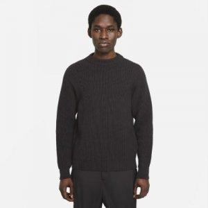 Мужской свитер ESC - Черный Nike