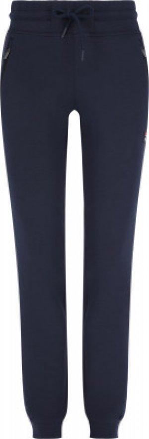 Брюки женские , размер 50 FILA. Цвет: синий