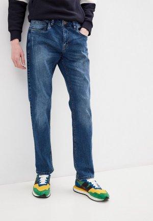 Джинсы Indicode Jeans. Цвет: синий