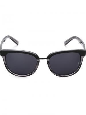 Солнцезащитные очки Kenzo. Цвет: серый