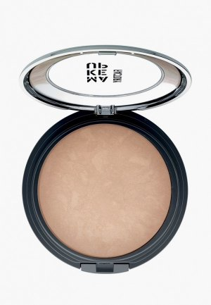 Пудра Make Up Factory с эффектом сияния Touch of Tan Bronzer. Цвет: коричневый