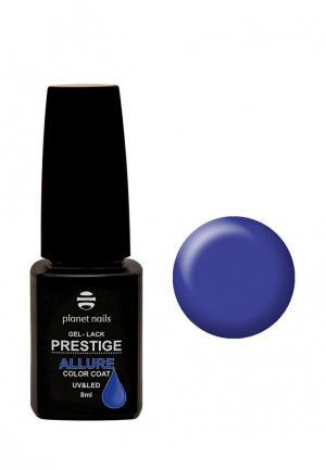 Гель-лак для ногтей Planet Nails PRESTIGE ALLURE - 625, 8 мл. Цвет: синий