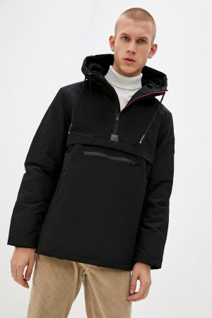 Куртка baon. Цвет: черный