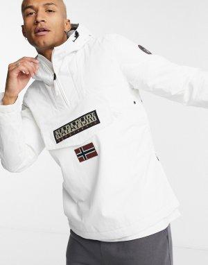 Белая зимняя куртка -Белый Napapijri