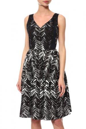 Платье Beatrice. B. Цвет: чёрный, белый