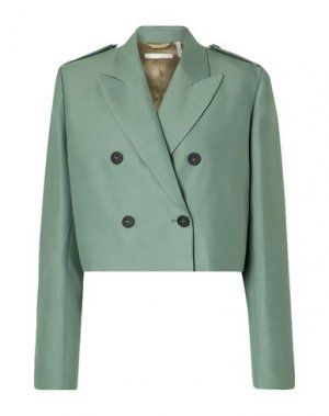 Пиджак HELMUT LANG. Цвет: зеленый