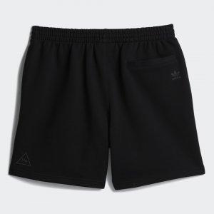 Шорты Pharrell Williams Basics (Унисекс) Originals adidas. Цвет: черный