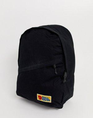 Черный рюкзак объемом 25 литров Vardag Fjallraven