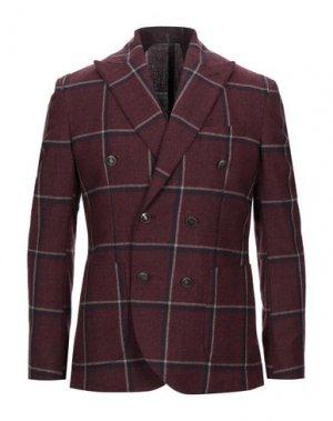 Пиджак TWENTY-ONE. Цвет: красно-коричневый