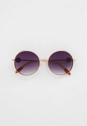Очки солнцезащитные Baldinini BLD 2132 MF 303. Цвет: золотой