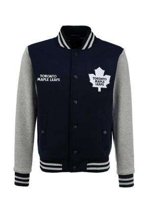 Куртка Atributika & Club™ NHL Toronto Maple Leafs. Цвет: синий