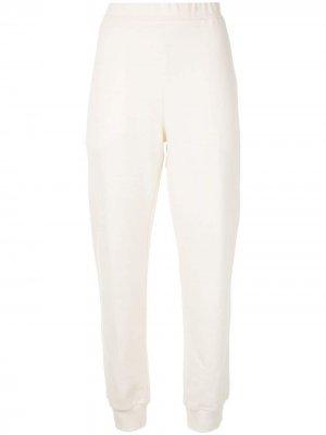 Зауженные спортивные брюки Azila The Row. Цвет: нейтральные цвета