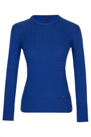 Пуловер Paul Parker. Цвет: синий