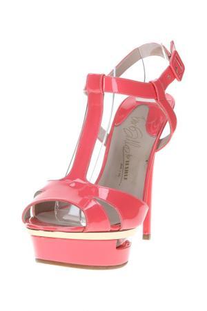 Босоножки Le Silla. Цвет: розовый