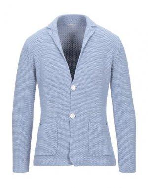 Пиджак MALO. Цвет: небесно-голубой