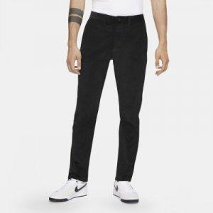 Мужские брюки из вельвета для скейтбординга SB - Черный Nike