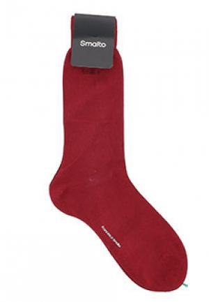 Носки SMALTO. Цвет: красный