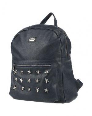 Рюкзаки и сумки на пояс DANIELE ALESSANDRINI. Цвет: темно-синий