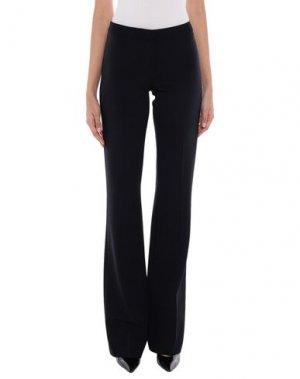 Повседневные брюки DEREK LAM. Цвет: темно-синий