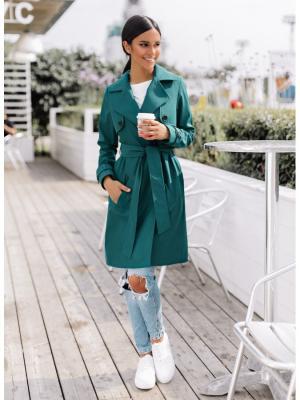 Пальто C.H.I.C.. Цвет: зеленый