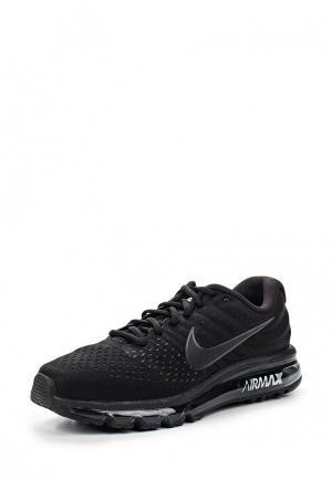 Кроссовки Nike Air Max 2017 Mens Running Shoe. Цвет: черный