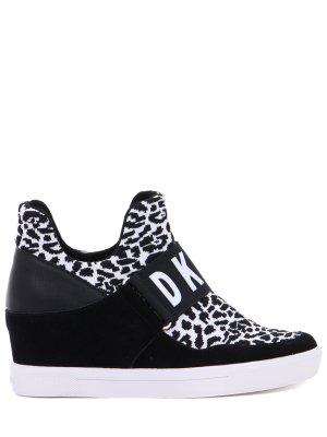 Кроссовки комбинированные DKNY
