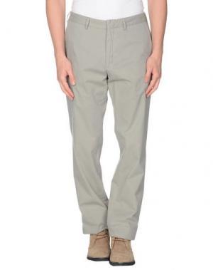 Повседневные брюки CARAMELO. Цвет: светло-серый