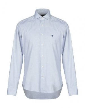 Pубашка BROOKSFIELD. Цвет: лазурный