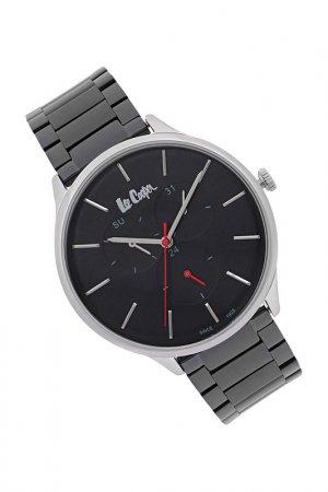 Наручные часы Lee cooper. Цвет: черный