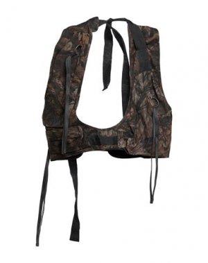 Рюкзаки и сумки на пояс DAMIR DOMA. Цвет: темно-коричневый