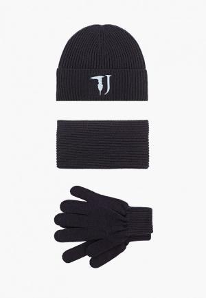 Комплект Trussardi Jeans. Цвет: синий