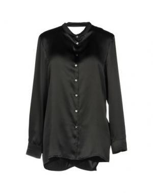 Pубашка ATTIC AND BARN. Цвет: черный