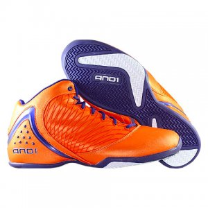 Кроссовки AND1. Цвет: оранжевый