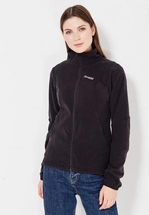 Олимпийка Bergans of Norway Park City Lady Jkt. Цвет: черный