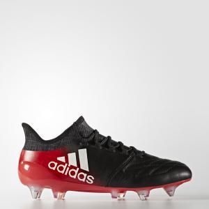 Футбольные бутсы (универс.) Performance adidas. Цвет: красный