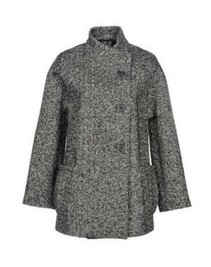 Пальто IRIE WASH. Цвет: черный