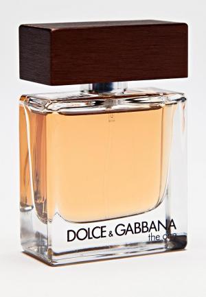 Туалетная вода Dolce&Gabbana The One For Men 30 мл. Цвет: белый