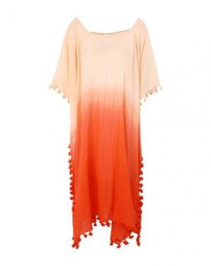 Пляжное платье SEAFOLLY. Цвет: оранжевый