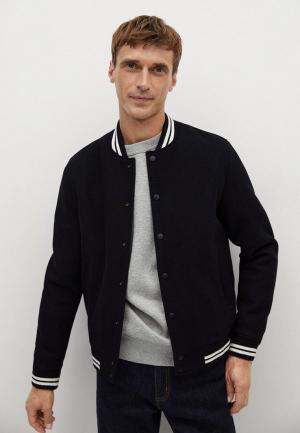 Куртка Mango Man - GRENADE2. Цвет: черный